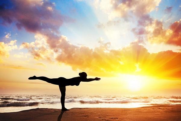 Практика йоги как физическая нагрузка?